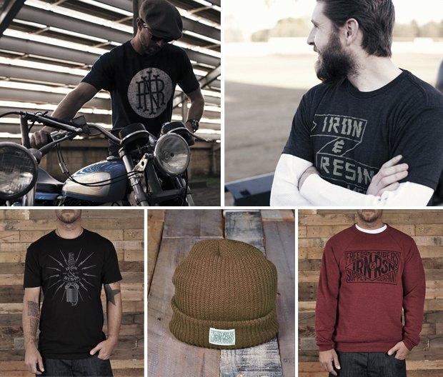 7 марок одежды, вдохновленных мотокультурой. Изображение № 3.