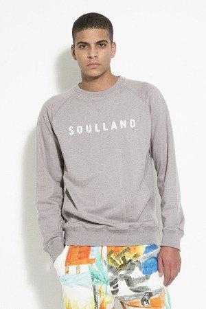 Датская марка Soulland опубликовала лукбук коллекции sWEEDen. Изображение № 7.