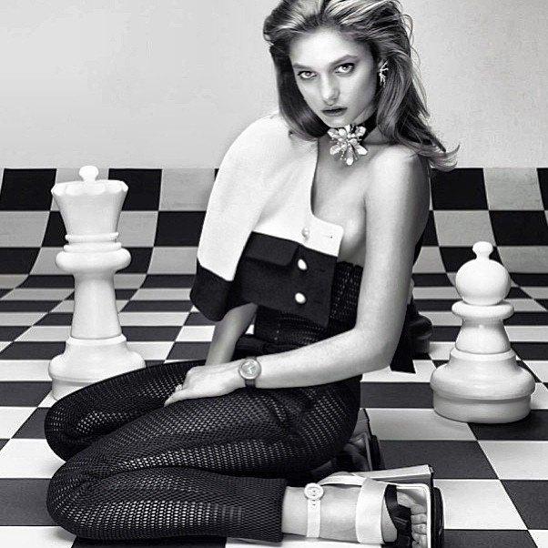 Что публикуют в своих Instagram-блогах российские модели. Изображение № 6.