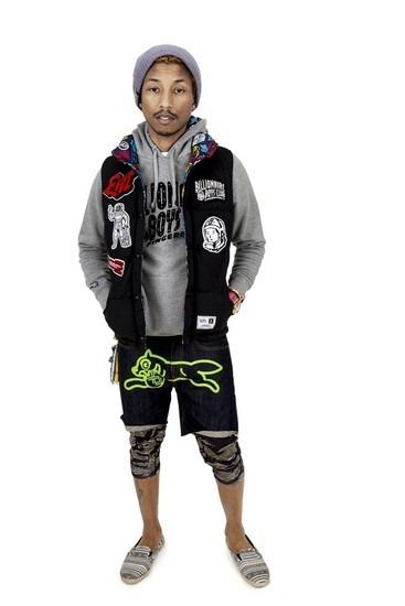 Billionaire Boys Club выпустили совместную коллекцию одежды с китайской маркой Fingercroxx. Изображение № 3.