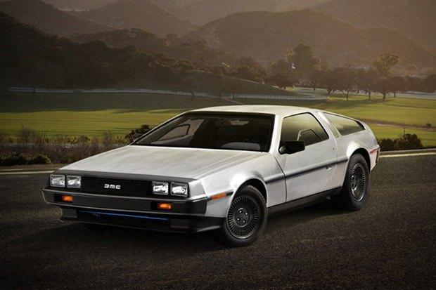 DeLorean из «Назад в будущее» перешёл с бензина на электричество. Изображение № 2.