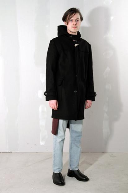 Марка Our Legacy выпустила лукбук осенней коллекции одежды. Изображение № 1.
