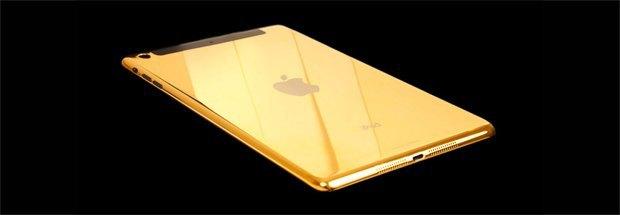 Компания Apple может выпустить золотой iPad. Изображение № 1.