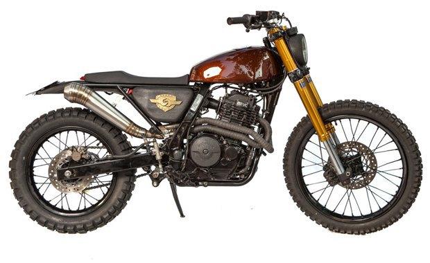 Мастерская Deus Ex Machina устроила голосование за свой лучший кастомный мотоцикл. Изображение № 5.