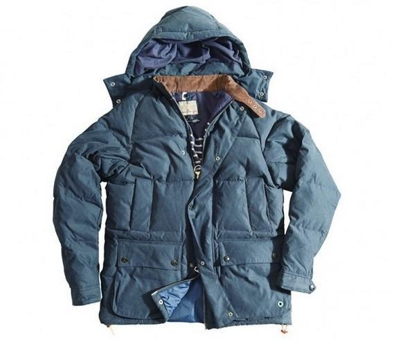 Paul Smith и Barbour представили совместную коллекцию одежды. Изображение № 11.