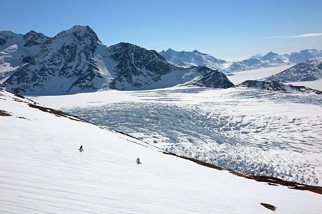Фотопроект: 10 лет катания по самым экстремальным горам планеты . Изображение № 25.