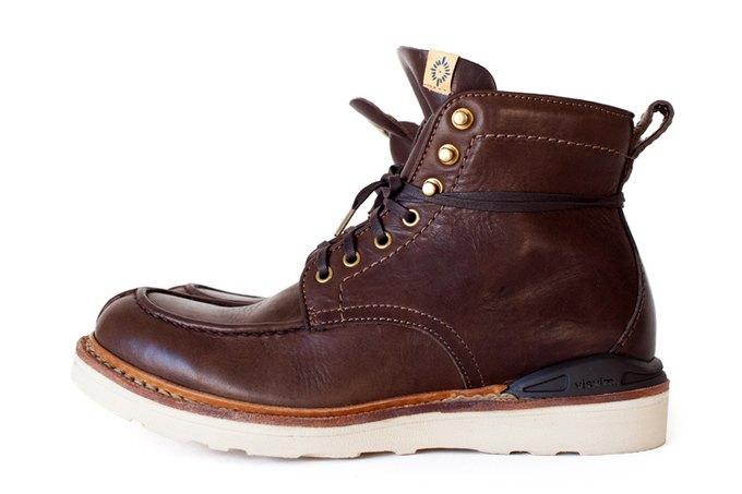 Марка Visvim представила вторую часть осенней коллекции обуви. Изображение № 6.