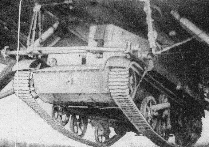 Летающий танк, дирижабль-авианосец и другие виды безумной военной техники. Изображение №6.