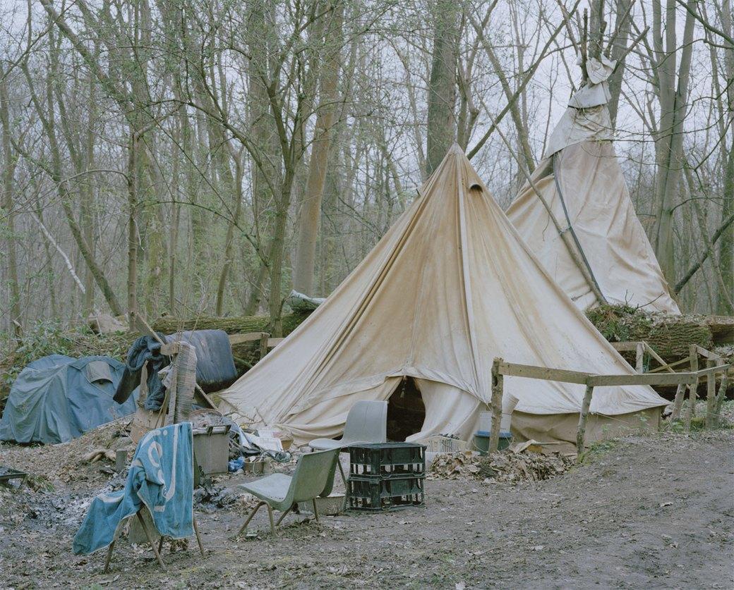 Фотопроект: Жители экопоселения в окрестностях Лондона. Изображение № 13.