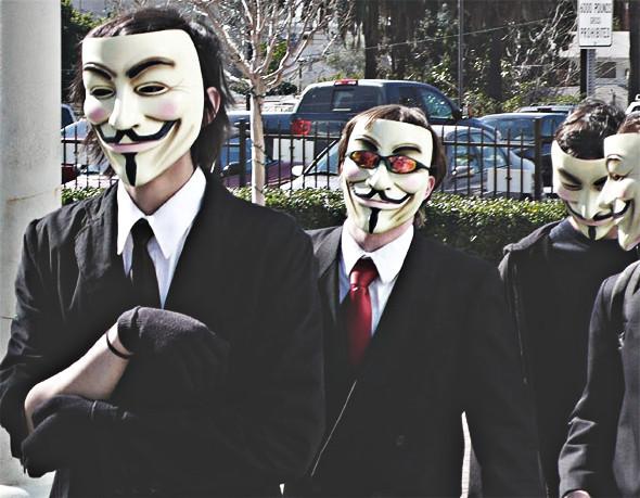 Anonymous отправили деньги благотворительным организациям. Изображение № 1.
