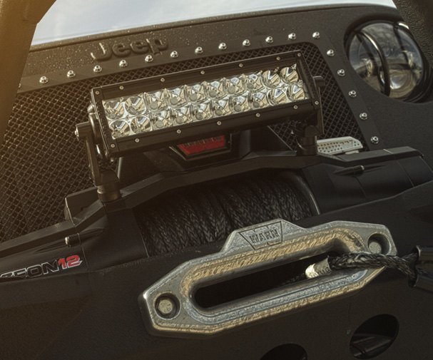 Автомастерская Starwood Motors представила новый кастом на базе Jeep Wrangler. Изображение № 4.