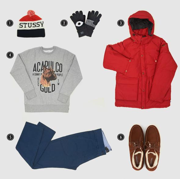 Соберись, тряпка: 8 осенних луков московских магазинов мужской одежды. Изображение № 3.
