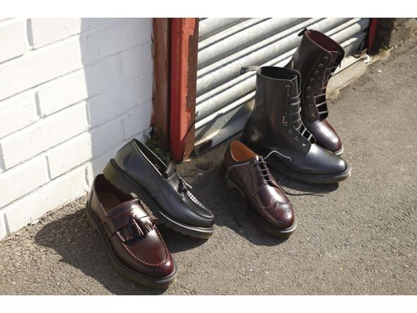 Крутой замес: Новая коллекция ботинок Dr Martens. Изображение № 11.