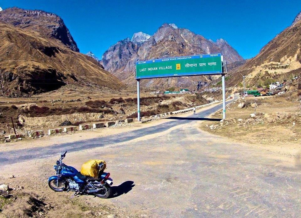 «Нет ничего лучше гор, мотоцикла и бесконечной дороги под ним»: Путешествие по Азии на двух колёсах. Изображение № 7.