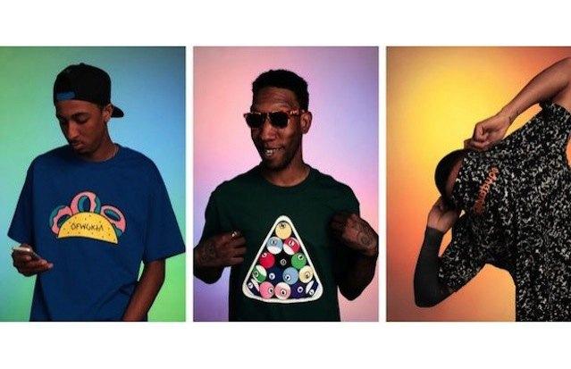 Хип-хоп-команда Odd Future опубликовала лукбук новой коллекции. Изображение № 4.