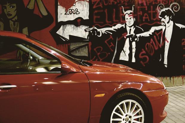 Гид по Alfa Romeo 156 как одному из лучших современных автомобилей. Изображение № 8.