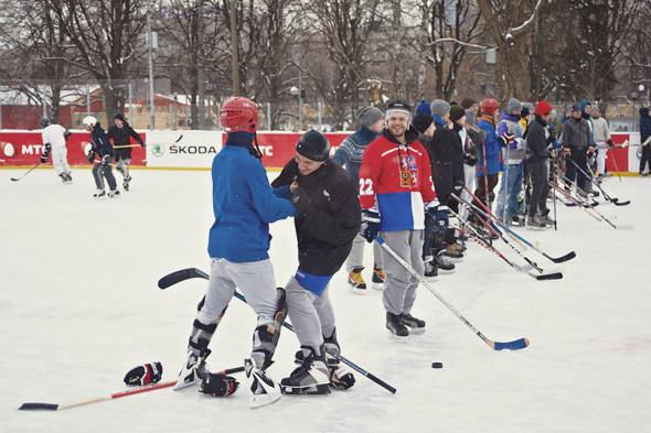 Репортаж с хоккейного турнира магазина Fott. Изображение № 45.