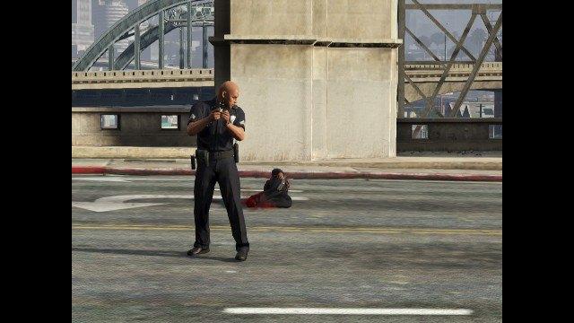 Агентство Media Lense: Фоторепортажи из горячих точек и бандитских районов в GTA V Online. Изображение № 15.
