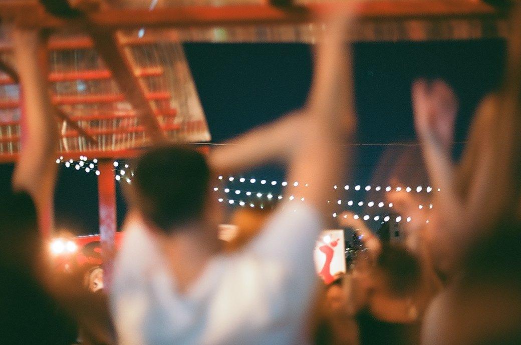 Фоторепортаж с фестиваля Faces & Laces в парке Горького. Изображение № 30.