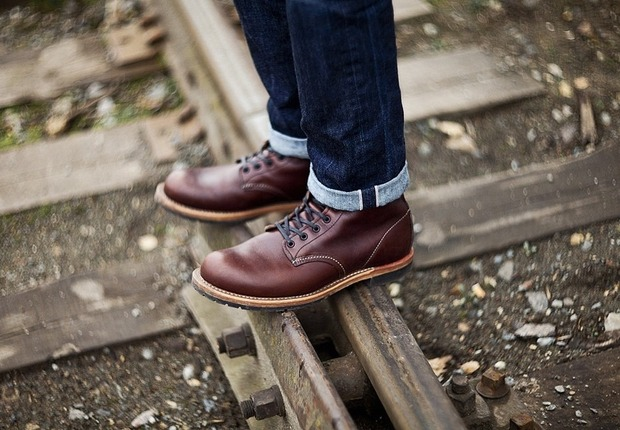 Магазин Brandshop опубликовал лукбук обувной марки Red Wing. Изображение № 2.
