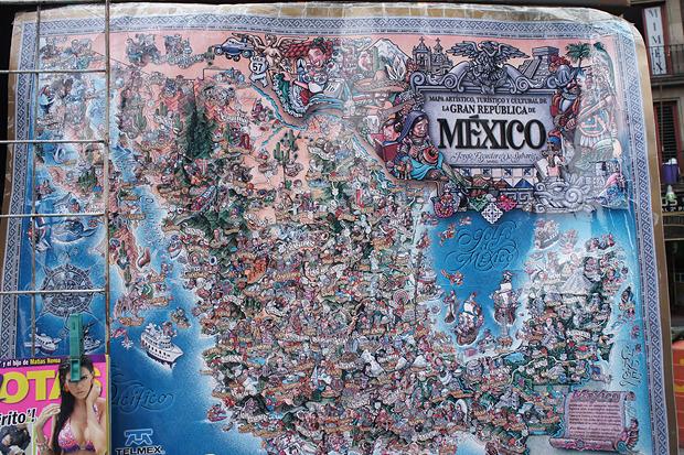 Фоторепортаж о гастролях группы Motorama в Центральной Америке. Изображение № 18.