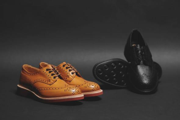 Новая коллекция ботинок марки Tricker's. Изображение № 2.