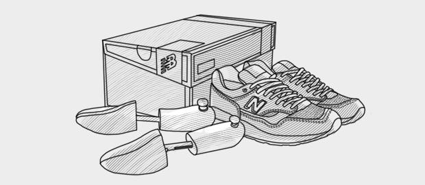 Лечебная физкультура: Гид по уходу за кроссовками. Изображение № 1.
