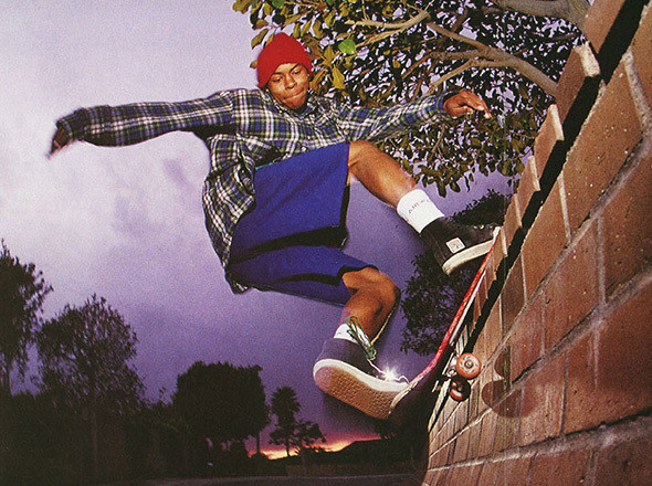 Проскейтер Рэй Барби, начало 1990-х. Изображение №31.