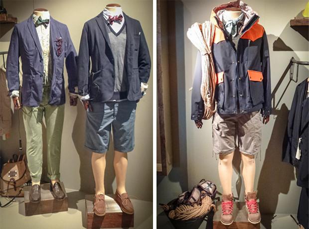 Одним из двух влияний новой коллекции Woolrich стал стиль альпинистов. Второй отсылает к эпохе «новых журналистов»: таковыми они называют репортеров конца шестидесятых. Изображение № 25.