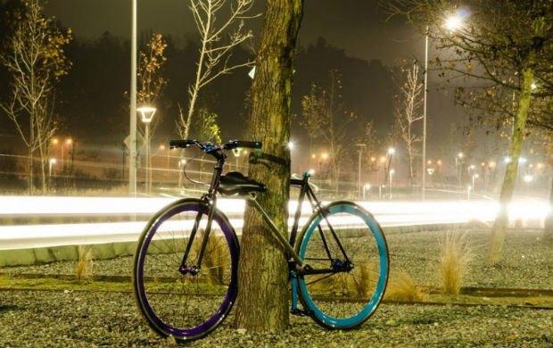 В Чили изобрели велосипед, который невозможно украсть. Изображение № 1.