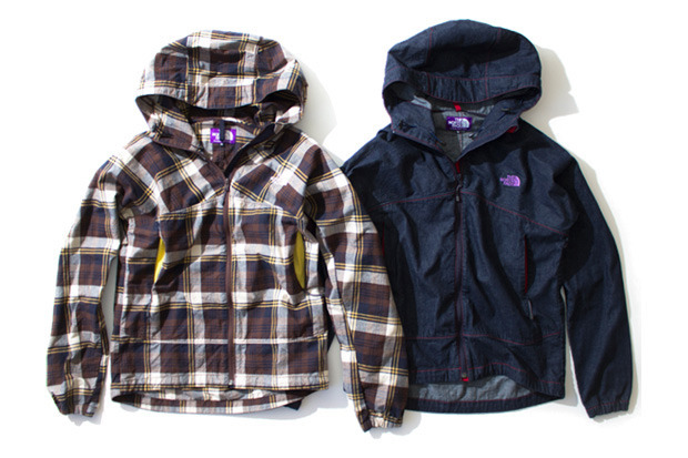 The North Face Purple Label представили осеннюю коллекцию одежды. Изображение № 4.