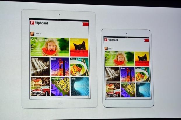 Компания Apple представила планшетник iPad mini. Изображение № 6.