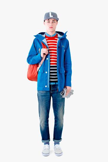 Марка Lacoste выпустила осеннюю коллекцию одежды линейки L!VE . Изображение № 6.