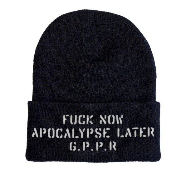 Американская марка G.P.P.R. представила коллекцию одежды, посвященную концу света. Изображение № 3.