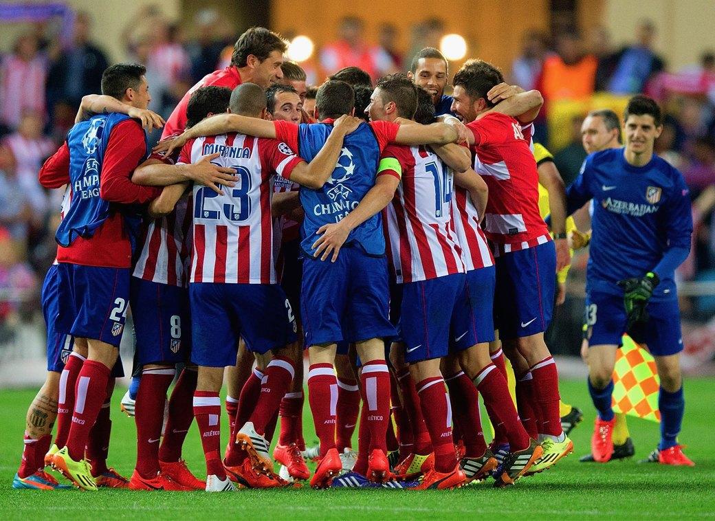 Почему «Атлетико» — взрослая команда, которую все должны бояться. Изображение № 1.