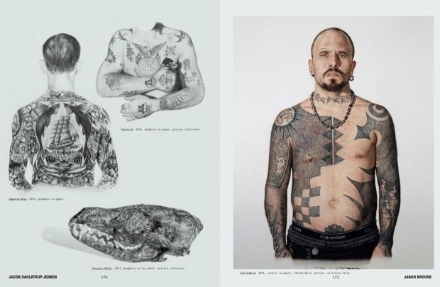 Выходит новая книга о культуре татуировок «Forever: The New Tattoo». Изображение № 12.