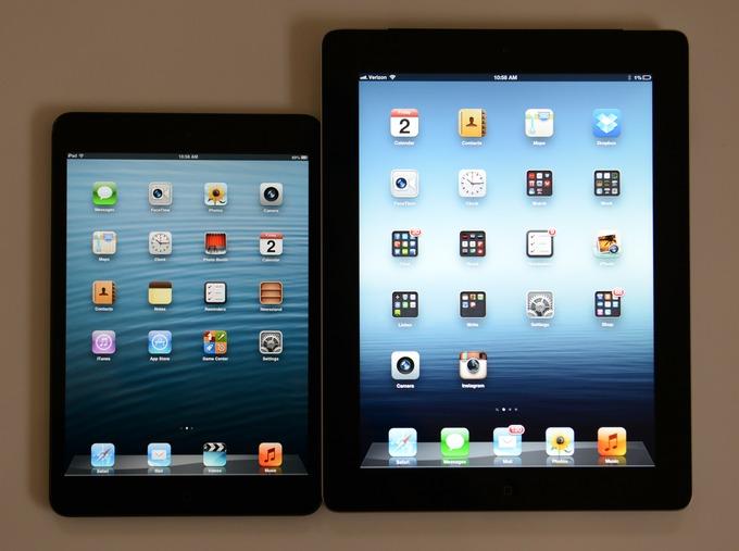 iPad mini и iPad4. Изображение № 1.