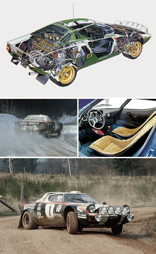 Гид по достижениям Lancia: 8 фантастических машин, опередивших свое время. Изображение № 9.