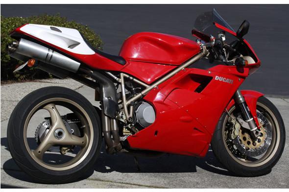 Новый супербайк Ducati Panigale и история его предшественников. Изображение № 5.