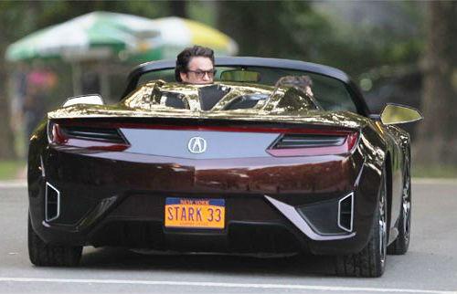 Автомобиль Тони Старка из фильма «Мстители» появится в продаже. Изображение № 2.