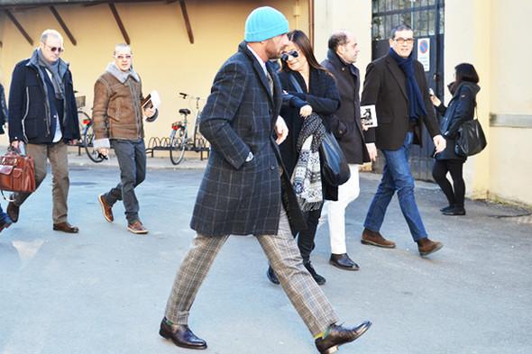 Итоги Pitti Uomo: 10 трендов будущей весны, репортажи и новые коллекции на выставке мужской одежды. Изображение № 107.