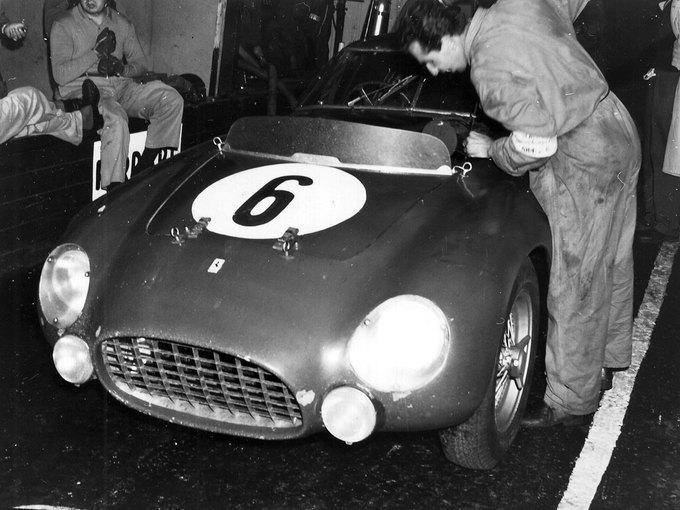 Раритетный Ferrari 340/375 MM Berlinetta продали за 10 миллионов евро. Изображение № 33.
