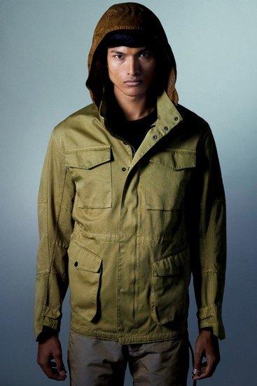 Марка Stone Island опубликовала лукбук весенней коллекции одежды своей линейки Shadow Project. Изображение № 2.