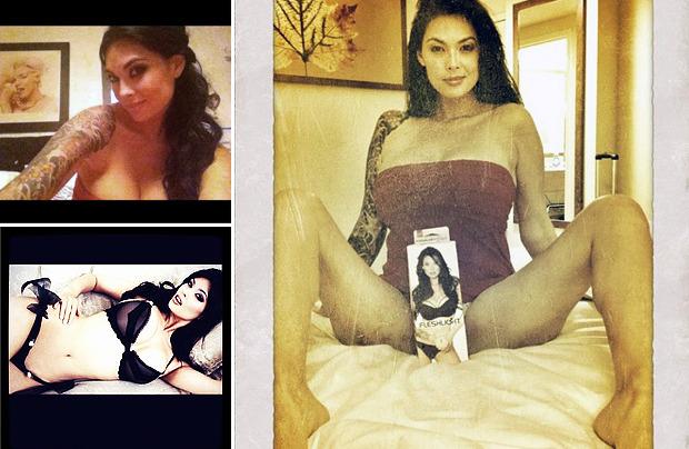 Что публикуют порнозвезды в Instagram. Изображение № 4.