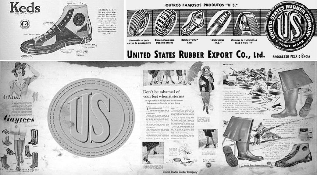 Кеды: История самой простой спортивной обуви в мире и СССР. Изображение № 1.