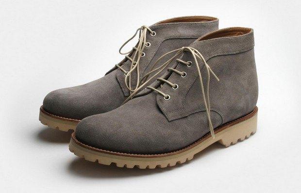 Марка Grenson выпустила весеннюю коллекцию обуви. Изображение № 18.