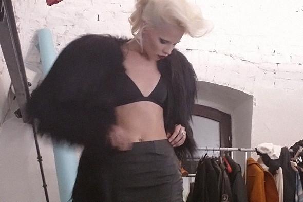 Дом моды: Репортаж со съемок видео модельного агентства. Изображение № 1.