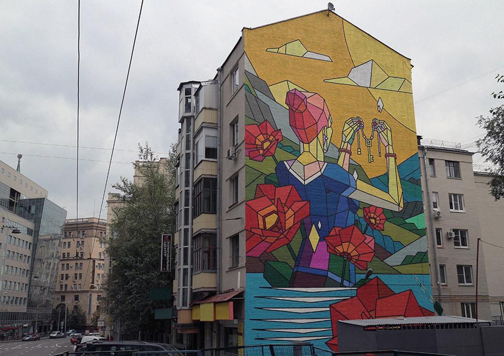 Как стрит-арт взаимодействует с государством: Отвечают кураторы выставок и уличные художники. Изображение № 7.