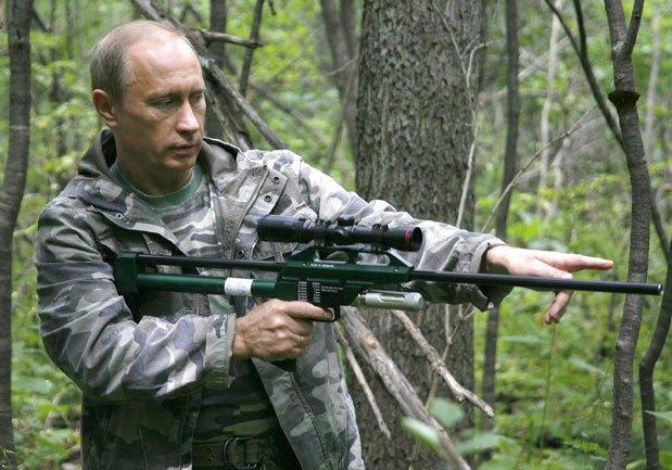 Как мир поздравляет Владимира Путина с днём рождения. Изображение № 5.