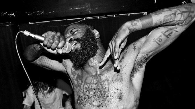 Группа Death Grips выложила в сеть новые материалы. Изображение № 1.